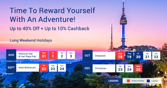 Time To Reward Yourself With An Adventure!