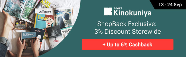 ShopBack Exclusive: 3% Discount Storewide with Promo Code