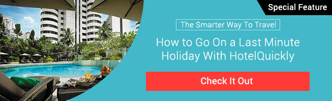 How To Go On A Last Minute Holiday With HotelQuickly