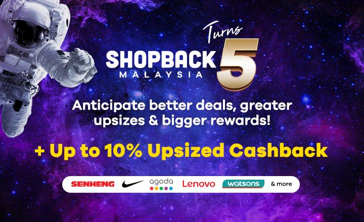 ShopBack Turns 5!