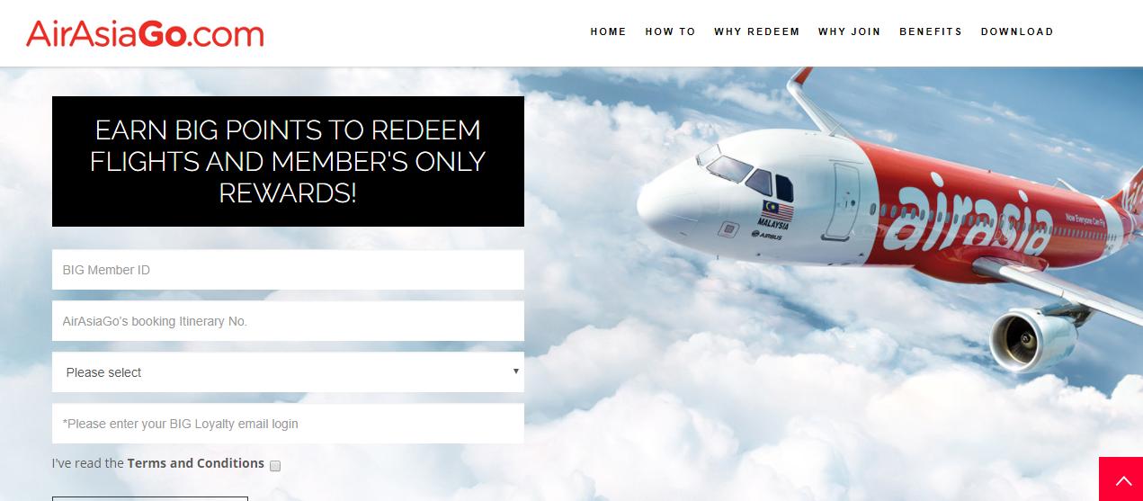 AirAsiaGo Rewards