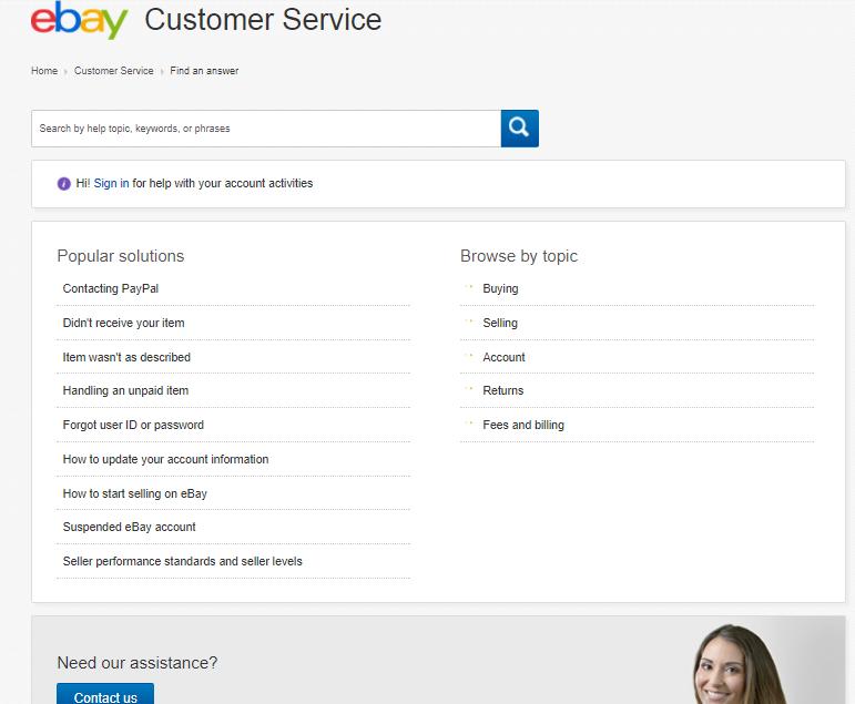 eBay Malaysia Account