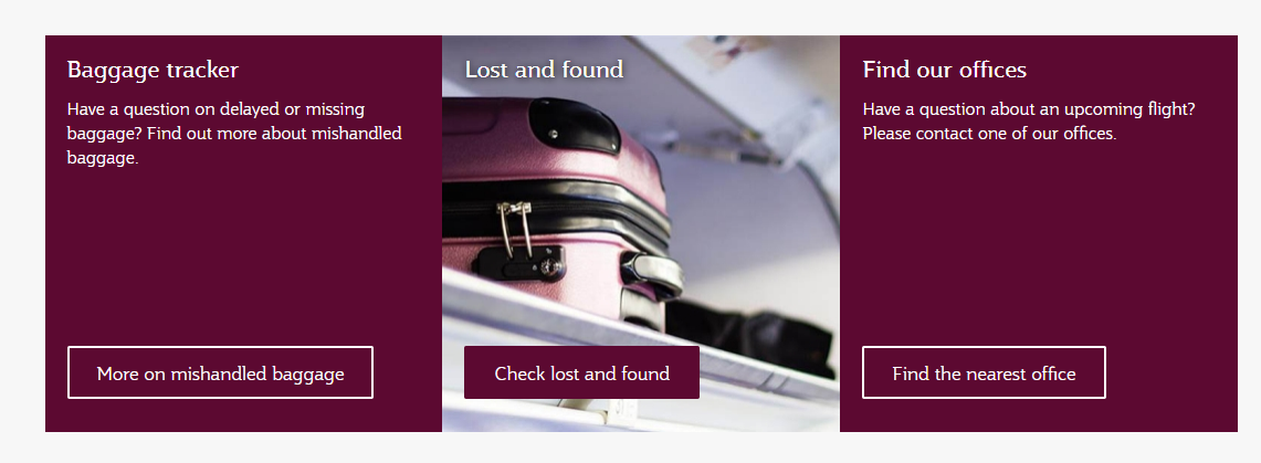Qatar Airways Customer Care