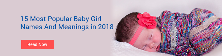 15 Most Popular Baby Girl Names
