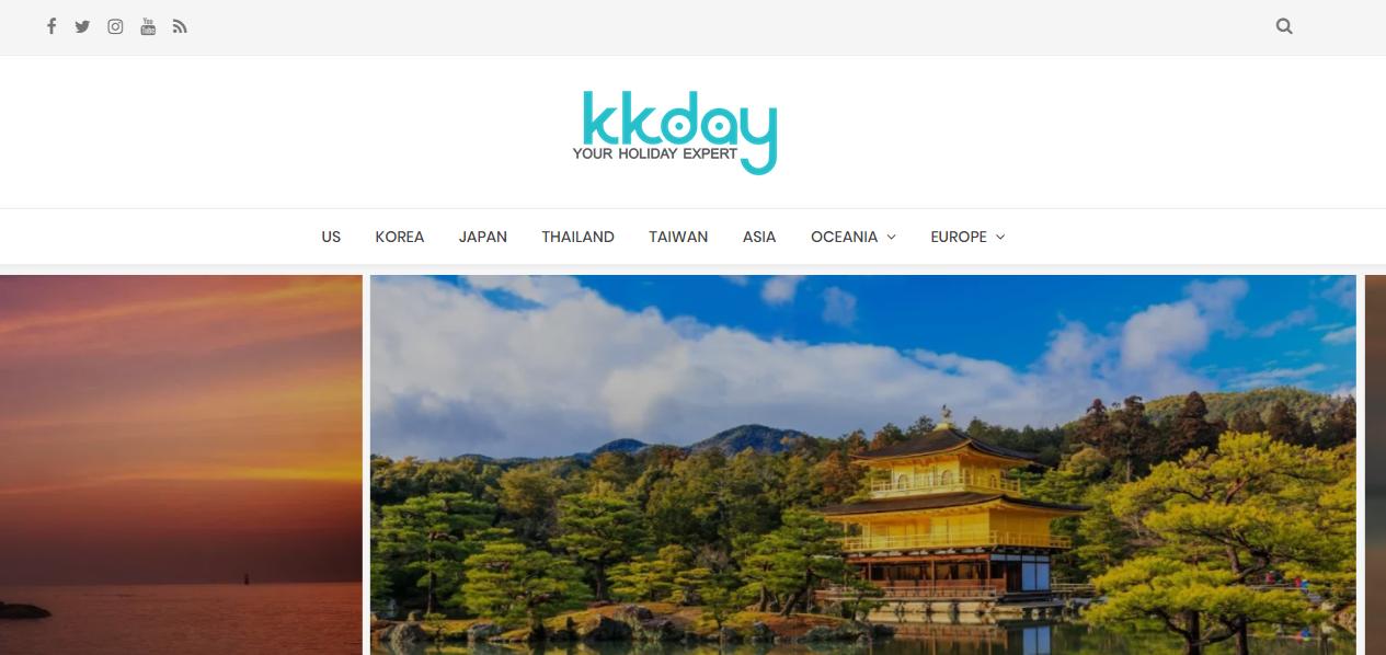 KKday Travel Guide