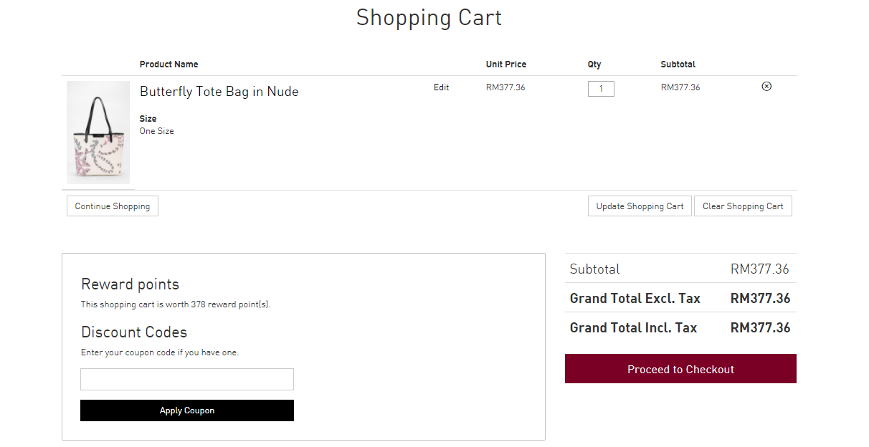 FashionValet Discount Code
