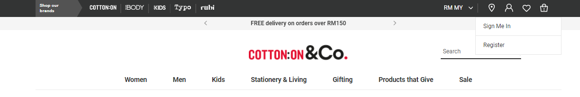 Cotton On Offers