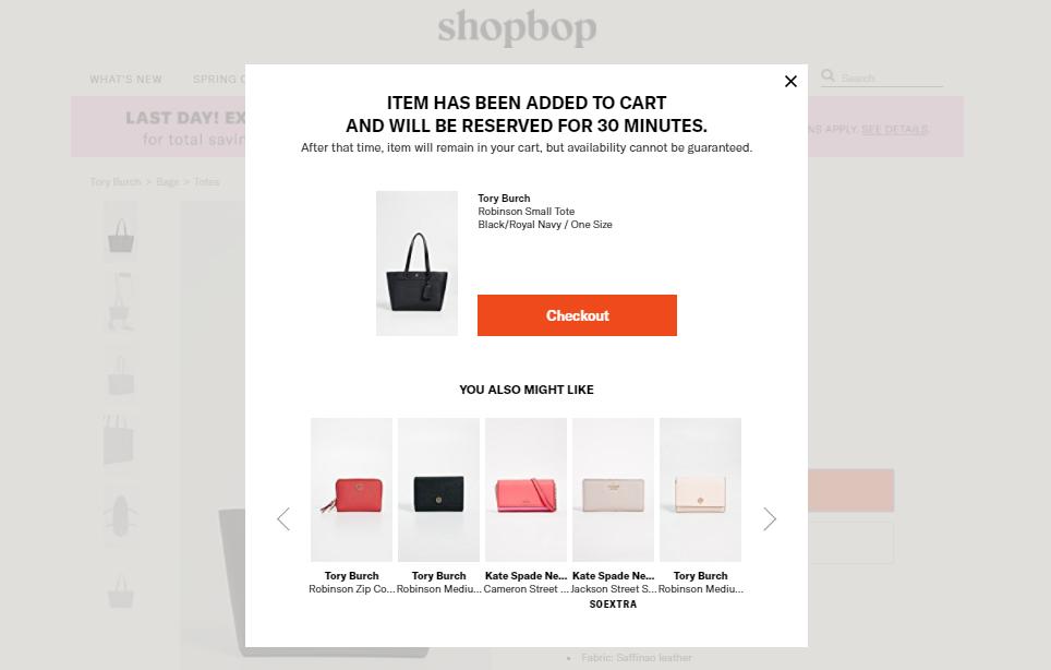 Shopbop Bags