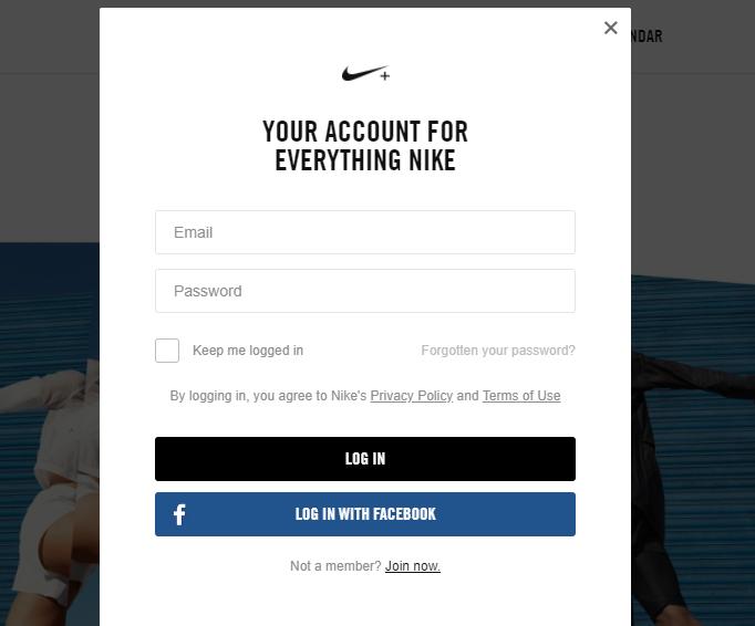 Nike Malaysia Account