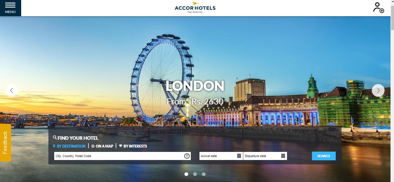 Accor Hotels London