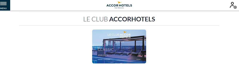 Accor Hotels Classics