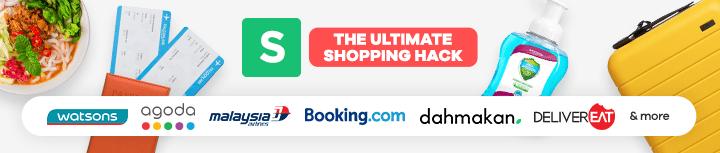 ShopBack Button