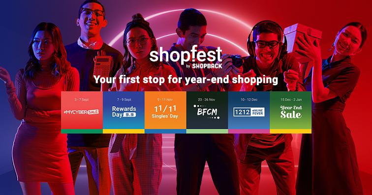 ShopFest Dates