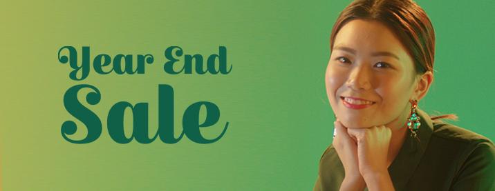 ShopFest Year End Sale