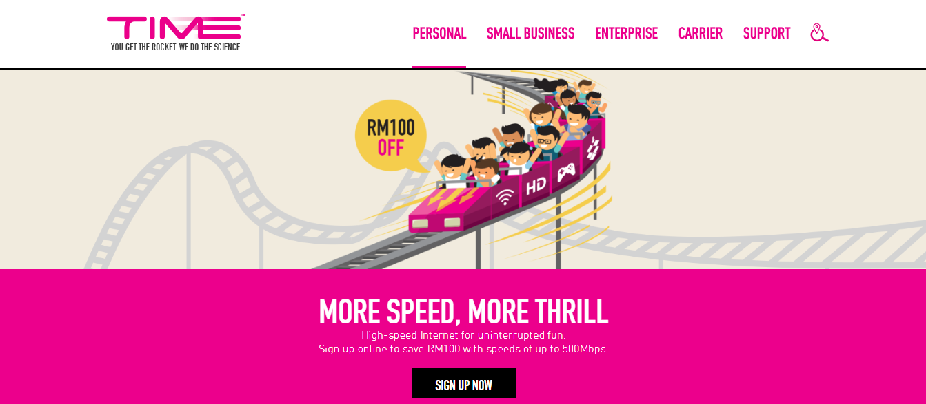 Time Internet Malaysia Sign Up Now
