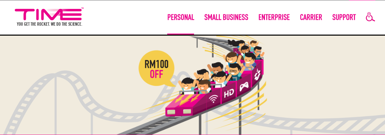 Time Internet Malaysia