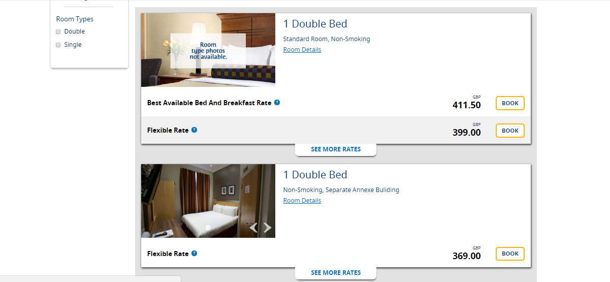 Best Western Hotels & Resorts Listings Information