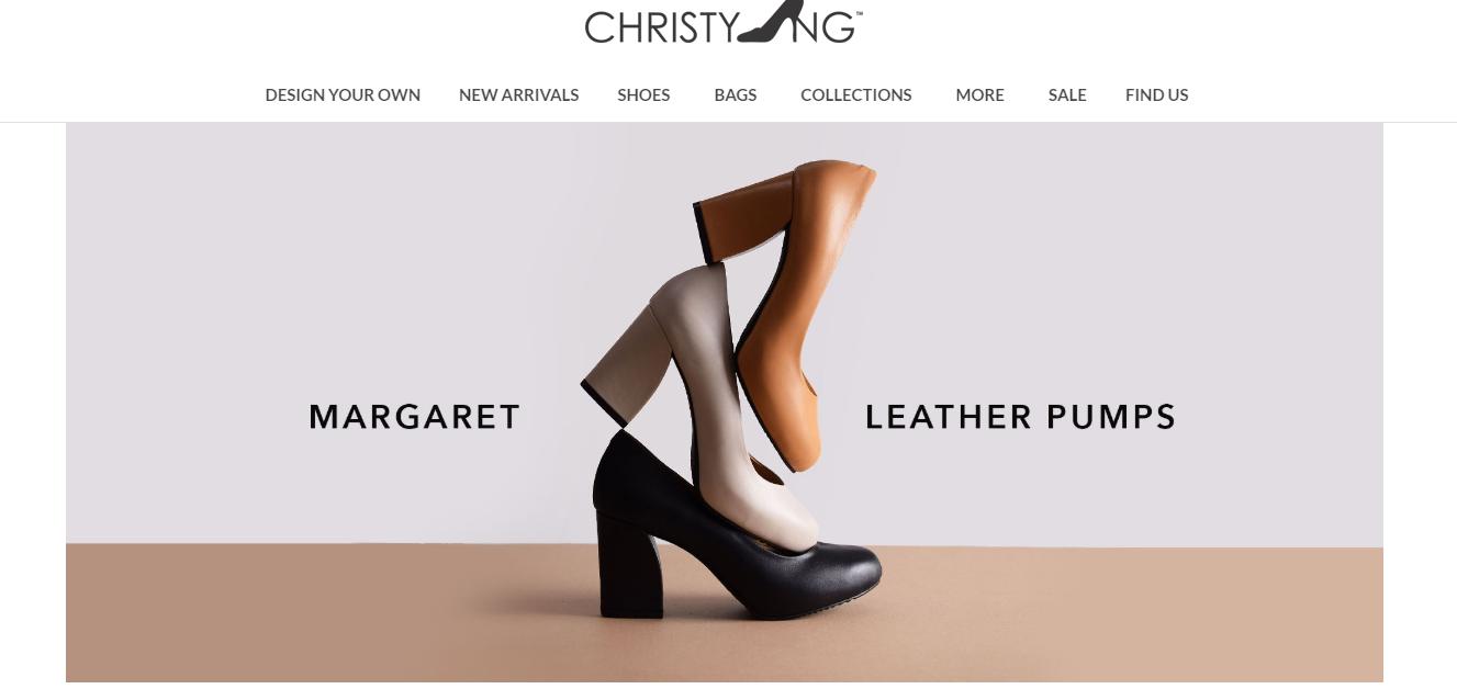 ChristyNg homepage
