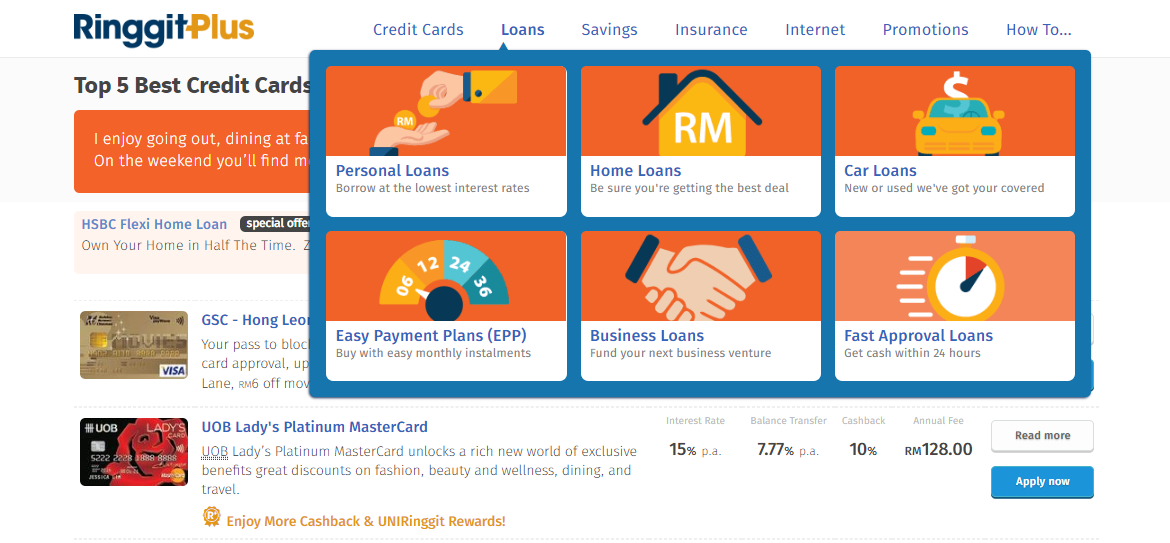 ringgitplus loan schemes