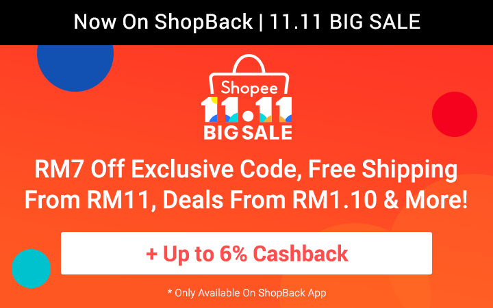 Shopee Launch ShopBack
