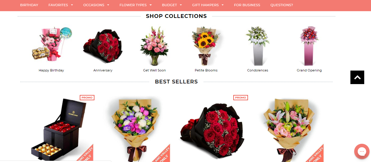 flower chimp shop collections and best sellers