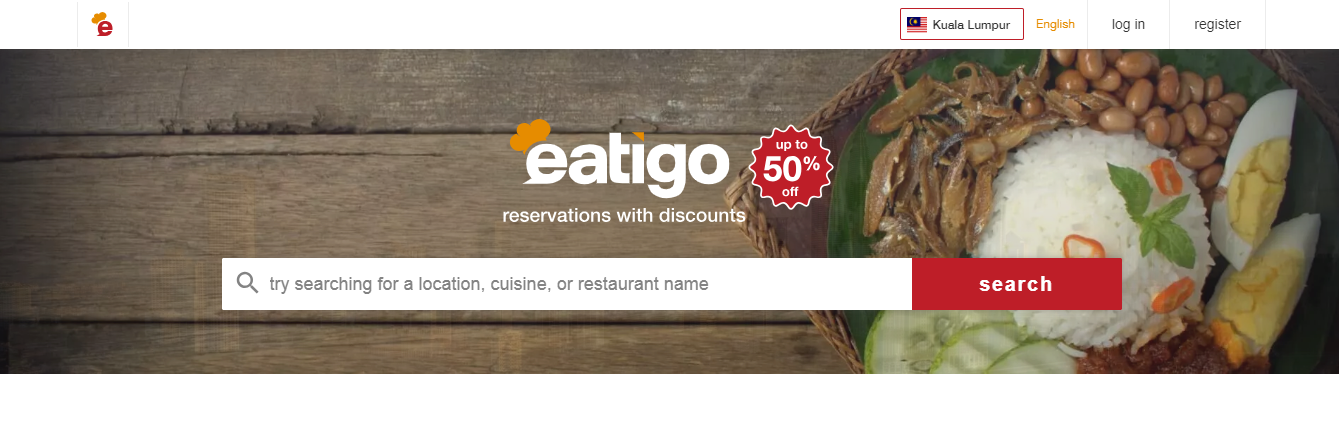 eatigo search for restaurants