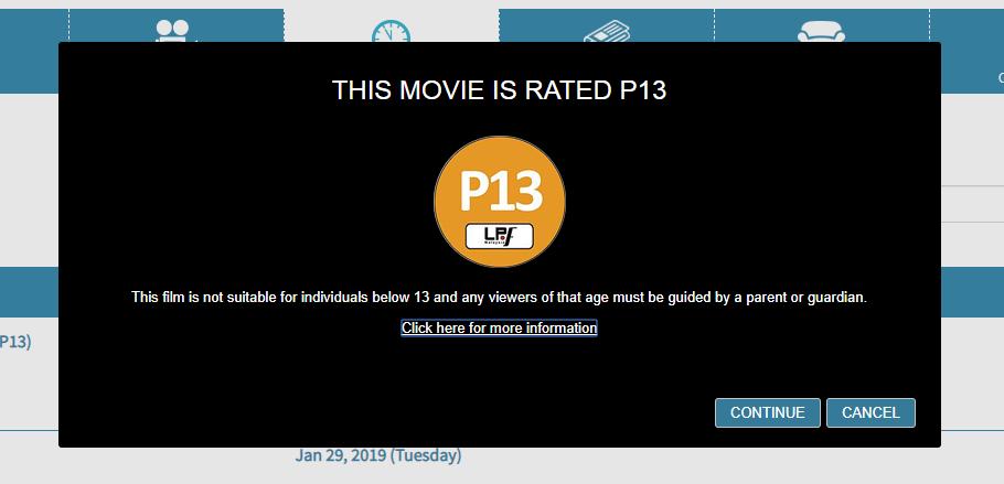 mmcineplexes movie age restriction