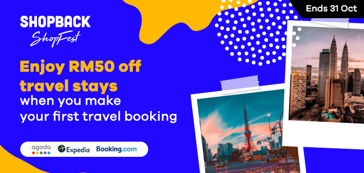 RM50 off hotel stays