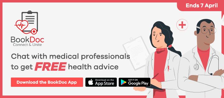BookDoc Health Advice