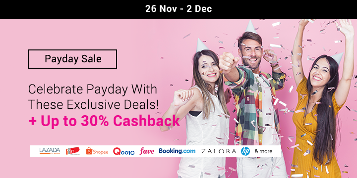 Payday Sales | ShopBack