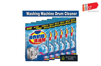Washing Machine Cleaner, Kill 99.9%Germs & Bacteria, Drum Tank Cleaner