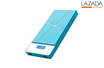 10000mAH Lithium Polymer Slim PowerBank
