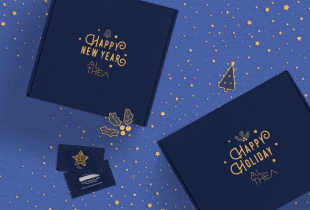 While stocks last: Exclusive Althea Holiday Edition Boxes