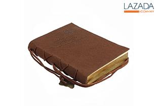 Retro Leather Journal