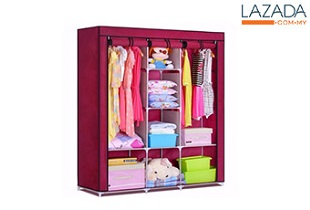 King Size Multifunctional Wardrobe