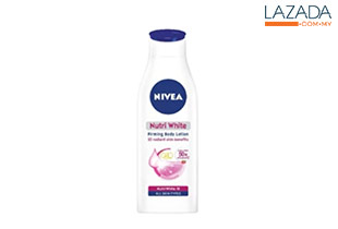 NIVEA Body Nutri White Firming Lotion SPF20 (200ML)