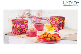 Tupperware Chinese New Year CNY Cookies Gift Set