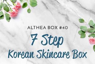 Althea While Stocks Last: 7-Step Korean Skincare Box For RM117
