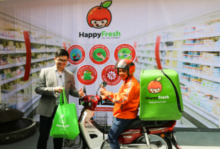 HappyFresh Special: RM15 off with code JOYFULDAY for new customers! Valid till 29th Mar. (min purchase RM100)