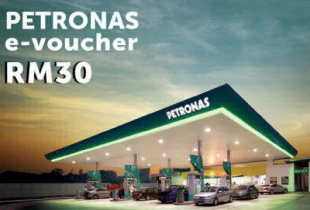 11Street Discount: PETRONAS e-Voucher RM30 (valid at selected stations nationwide)