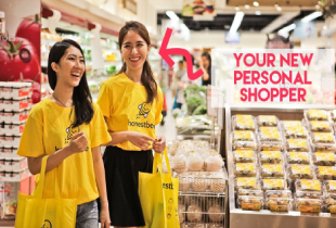 Honestbee Special: Get RM30 off for groceries with code SB30GBEE (min. spend RM150). Valid till 31st May