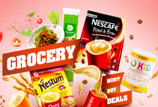 11street Special: Its grocery time! Shop more with 10% store cart coupon now! (max discount RM10). Valid till 31st Mar
