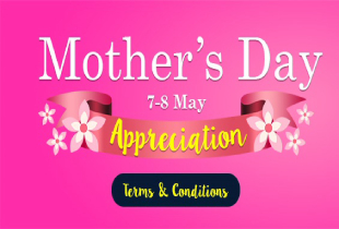 Qoo10 Mother's Day Special: Free Assorted Free Trial Set worth RM30 (min purchase RM100 of brand products). Valid till 15th June