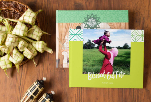 Photobook Raya Promotion: Share Love This EID! Get 50% off sitewide with Promo Code EID18. Ends 17th June