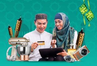 Lazada Riang Ria Raya Sneak Peek: Grab Ramadhan delights, Raya fashion selection, win cash vouchers & more!