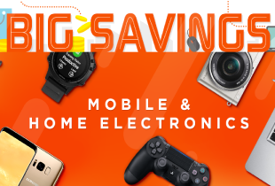 11street Promotion: Enjoy big savings on Mobile & Home Electronics + grab up to RM100 bonus coupons! Promotion ends 19 July 2018.