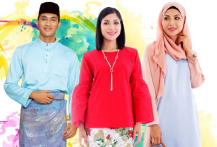 Qoo10 Promotion: It's Kamdar Fashion Week Bazaar! Grab extra 10% off coupon today. Promotion ends 31 July 2018.
