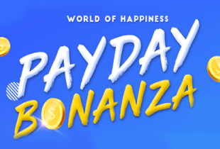 11street Promotion: Celebrate Payday Bonanza with up to RM100 coupons up for grabs + enjoy up to 12% Upsized Cashback! Promotion ends 30 September 2018.