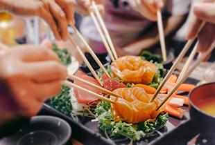 Foodpanda coupons hanatama sushi & omurice