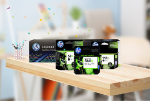 HP Deal: Up to 59% off on Original HP Ink XL & Combo Packs. Limited time only.